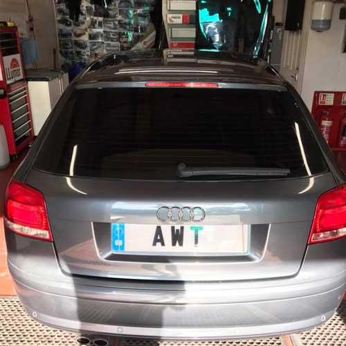 Audi Window Tints